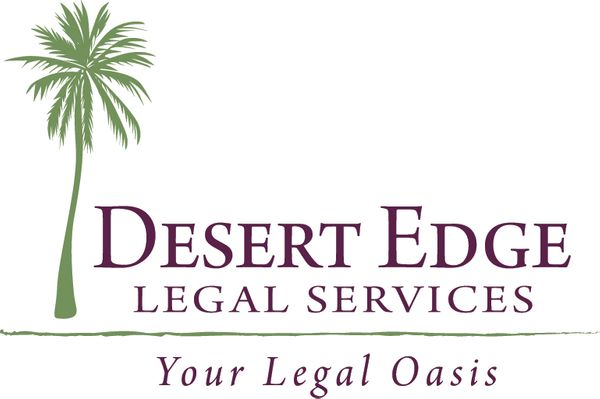 Desert Edge Legal Services Service Menu